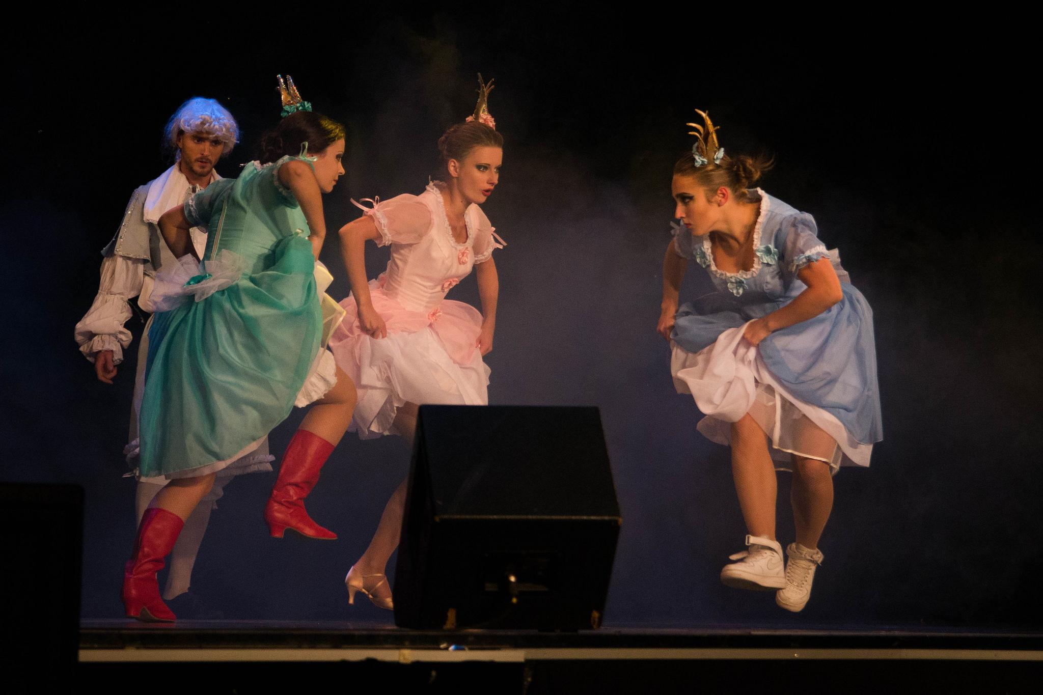 Historical Dance Cabaret