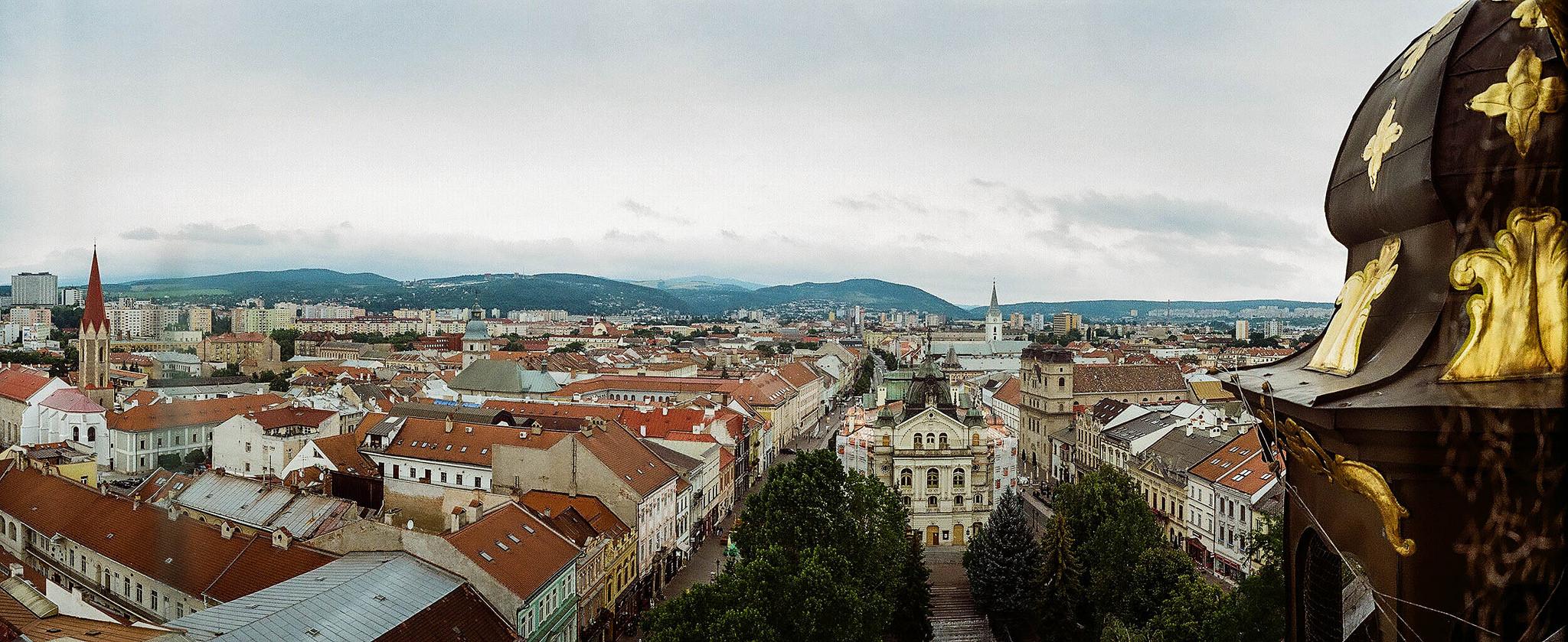 Kosice Panorama