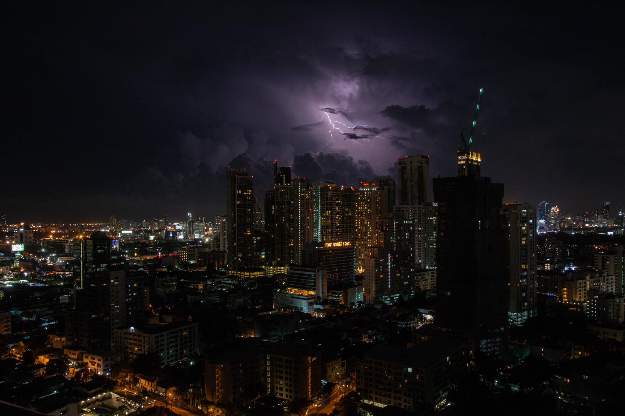 Skyline Storm