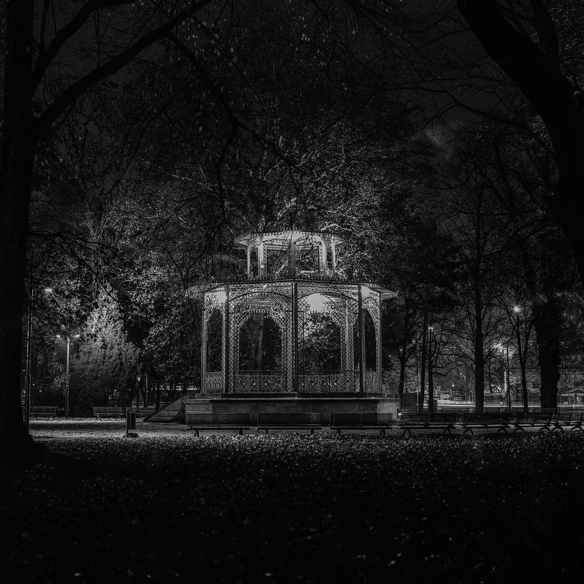 Night Pavilion