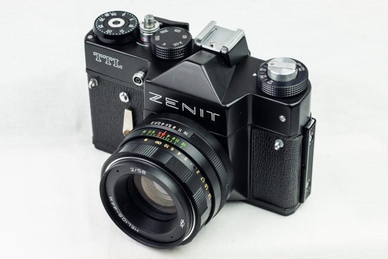 Zenit TTL | serialforeigner.photo